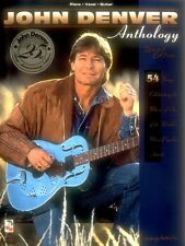 John Denver Anthology Sheet Music Piano Vocal Songbook NEW 002502165