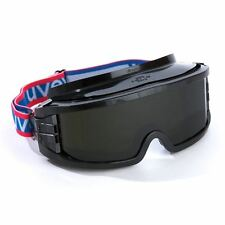 UVEX 9301 ULTRAVISION WELDING GOGGLE GREEN LENS SHADE 5 QTY 1