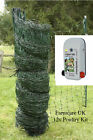 Poultry / Chicken Electric Netting GREEN 25 m * KIT*