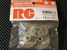 Vintage Tamiya 50377 ASTUTE KING CAB HiLUX Monster Racer Madcap Gear Set NEW NIP