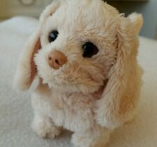 'Fur Real' Golden Labrador Puppy - Immaculate - Perfect Xmas Stocking Filler