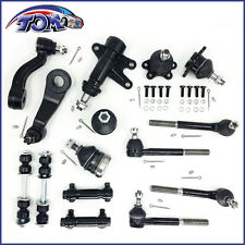 NEW 15PCS FRONT SUSPENSION KIT FOR CHEVY GMC TRUCKS 1500 2500 YUKON TAHOE 2WD