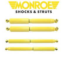 Ford F-450 Super Duty 4WD 1999-2004 Front and Rear Shock Absobers KIT Monroe