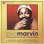 Marvin Gaye - Love Marvin (The Greatest Love Songs Of) Motown CD 2CD Set