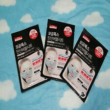 [MEDIHEAL] Mogongtox Soda Bubble Sheet Mask Pack 3ea