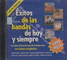 Banda Machos Banda Maguey Banda BM3  Exitos de Las Banda De Hoy Y Siempre CD New