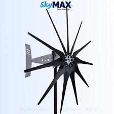 Missouri General Freedom II 11 blade 12/24 volt 2000 watt max wind turbine