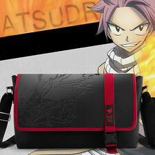 Fairy Tail Natsu Dragnee Anime ImprintShoulder Bag Messenger School Student Gift