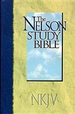 The Nelson Study Bible: New King James Version Nelson 2885