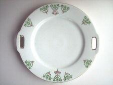 Jugendstil Porzellan Teller 28cm Tirschenreuth dish Art Nouveau Design um 1900