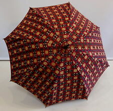 ANTIQUE VINTAGE PARAGON S FOX & CO PARASOL SUN SHADE WOODEN HANDLE