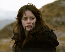 CLAIRE FOY GENUINE AUTHENTIC SIGNED 10X8 PHOTO AFTAL & UACC [9483]