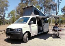 elevated roof VOLKSWAGEN T5 / T6 Transporter Reimo supply & fit Campervan poptop