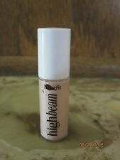 Benefit High Beam Liquid Highlighter .08 fl oz NEW