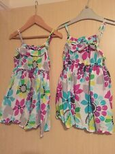 Twin Girls Carters Dresses 2 Years
