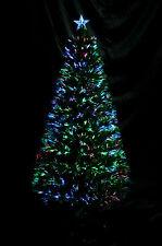 Albero di Natale Artificiale Abete in PVC Foltissimo Altezza 120cm/150cm