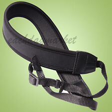 Skidproof Neoprene Neck Strap for SLR DSLR Camera Binoculars Nikon Canon Sony