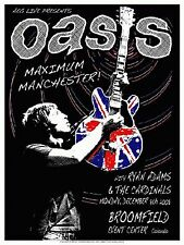 OASIS-Broomfield Event Center 2008-Concert Poster Repro..