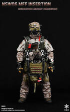 Easy & Simple 1:6 scale DEVGRU NSWDG MFF Navy SEAL HALO freefall paratrooper MIB