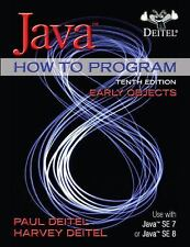 FAST SHIP - DEITEL 10e Java How To Program (Early Objects)                   AS5