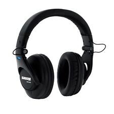 Shure SRH440 Headphones for Studio/Live Monitoring