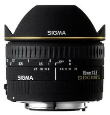 Sigma 15mm F2.8 EX DG AF Diagonal Fisheye Lens for Pentax. London