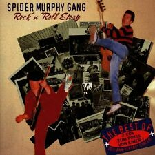 "SPIDER MURPHY GANG ""ROCK´N´ROLL STORY"" 2 CD NEU"