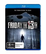 Friday the 13th - Blu Ray