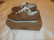 UGG TRAINERS BRAND NEW IN BOX UK SZ 6.5 EU 39 BROWN