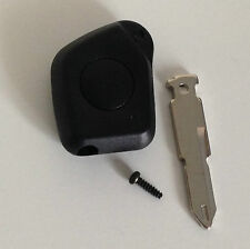 Peugeot 106 306 309 206 405 406 one button remote key fob CASE and blade