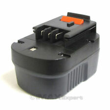 NEW 2.0AH 2000mAh NiCad Slide 12V Battery Pack for Black & Decker HPB12 12 Volt