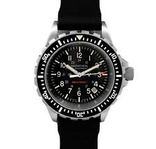 Military Marathon TSAR Dive Watch USG - Swiss Made 300m - New w/ large gift box!