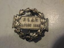 distintivo FIAV Napoli 1926