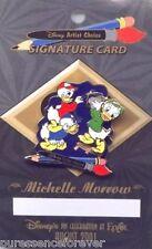 WDW Pin Celebration Epcot 2001: Huey, Dewey & Louie Pin