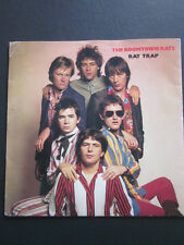 BOOMTOWN RATS - 7 inch Cover - RAT TRAP- ideal  for Display,Framing or Replacing