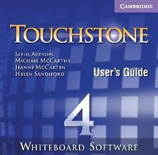 Touchstone Whiteboard Software 4 Single Classroom by Michael McCarthy (2009,...