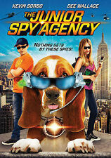 The Junior Spy Agency DVD***NEW***
