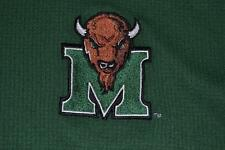 PRO PLAYER MARSHALL MARCO BUFFALO GREEN DRY FIT POLO SHIRT MENS SIZE LARGE L
