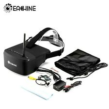 Eachine EV800 5 Inches 800x480 FPV Goggles 5.8G 40CH Raceband Auto-Searching Bui