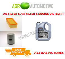 PETROL OIL AIR FILTER + SS 10W40 FOR LAND ROVER FREELANDER 1.8 120 BHP 1998-06