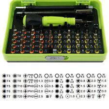 53 in1 Multi-Bit Precision Torx Screwdriver Tweezer Cell Phone Repair Tool Kits