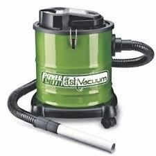 NEW POWERSMITH PAVC101 3 GALLON 10 AMP PELLET STOVE ASH SOOT VACUUM CLEANER