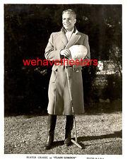 Vintage Buster Crabbe QUITE HANDSOME 39s FLASH GORDON Publicity Portrait