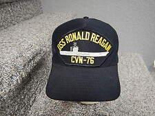 USS RONALD REAGAN CVN-76 CAP