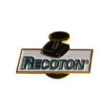 1997 RECOTON Electronics Cloisonne Style Enamel Pin in Original NEW Condition