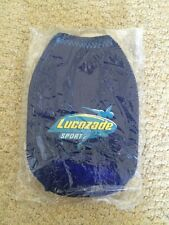 Lucozade Sport - Bottle Cover 'Stubby' Promotional Item