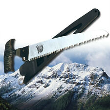 NEW Outdoor Edge Griz-Saw T-Handle Bone Saw with Zytel Sheath GW-2
