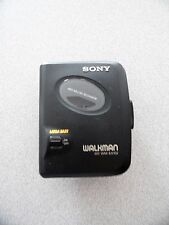 Sony Walkman Model WM-EX102 With Mega Bass Personal Cassette Player