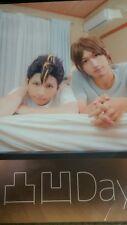 Haikyuu!! Asahi Azumane Nishinoya Yu AsaNoya Days Cosplay Doujinshi Doujin Book