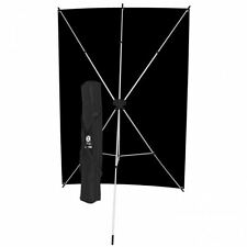 Westcott X-Drop Kit with Rich Black Backdrop (5 x 7', Black) 578K